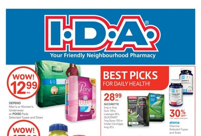 I.D.A. Pharmacy Flyer February 26 to March 25