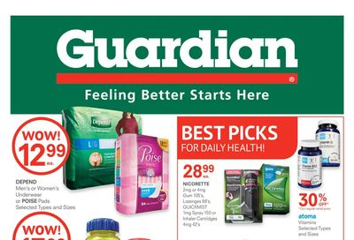 Guardian Pharmacy Flyer February 26 to March 25