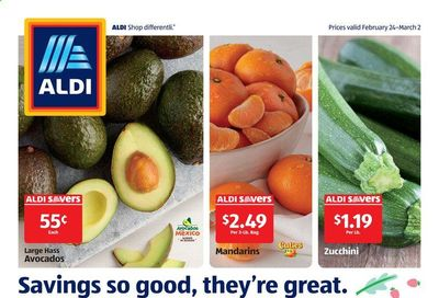 ALDI (IL) Weekly Ad Flyer February 24 to March 2