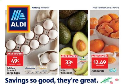 ALDI (NC, VA) Weekly Ad Flyer February 24 to March 2