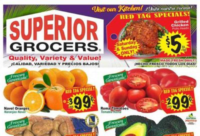 Superior Grocers Weekly Ad Flyer February 24 to March 2