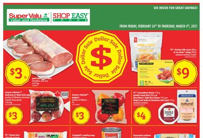 Shop Easy & SuperValu Flyer February 26 to March 4