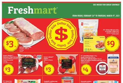 Freshmart (West) Flyer February 26 to March 4