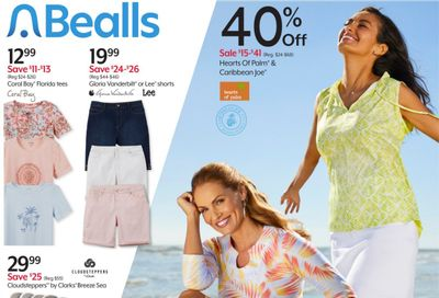 Bealls Florida Weekly Ad Flyer February 24 to March 2