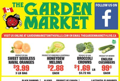 The Garden Market Flyer February 26 to March 4