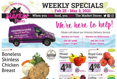 The Market Stores Flyer February 25 to March 3
