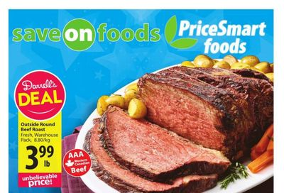 PriceSmart Foods Flyer February 25 to March 3
