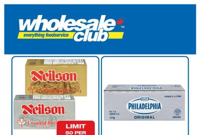 Wholesale Club (ON) Flyer February 25 to March 17