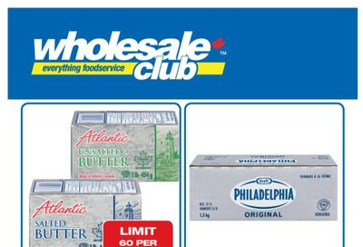 Wholesale Club (Atlantic) Flyer February 25 to March 17