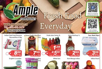 Ample Food Market Flyer February 26 to March 4
