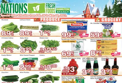 Nations Fresh Foods (Hamilton) Flyer February 26 to March 4
