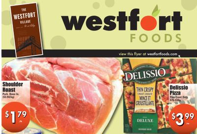 Westfort Foods Flyer February 26 to March 4