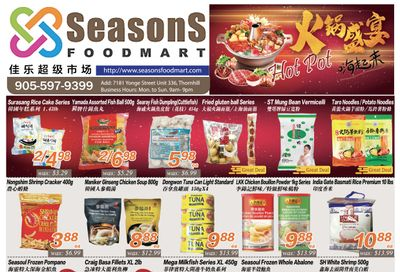 Seasons Food Mart (Thornhill) Flyer February 26 to March 4