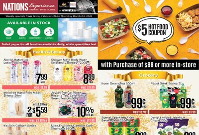 Nations Fresh Foods (Toronto) Flyer February 26 to March 4