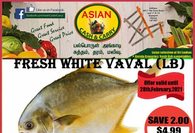 Asian Cash & Carry Flyer February 26 to March 4