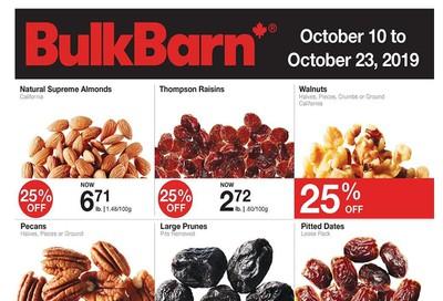 Bulk Barn Flyer October 10 to 23