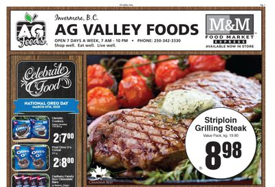 AG Foods Flyer February 26 to March 4