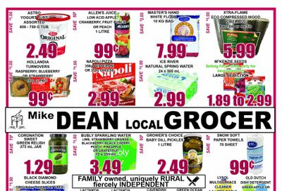 Mike Dean's Super Food Stores Flyer February 26 to March 4