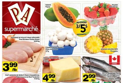 Supermarche PA Flyer March 1 to 7