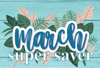 AG Foods March Super Saver Flyer February 28 to March 27