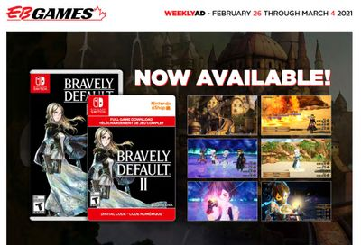 EB Games Flyer February 26 to March 4