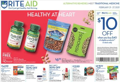 RITE AID Weekly Ad Flyer February 21 to February 27