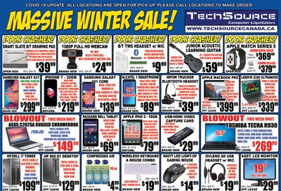 TechSource Flyer February 26 to March 11