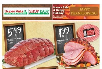 Shop Easy & SuperValu Flyer October 11 to 17