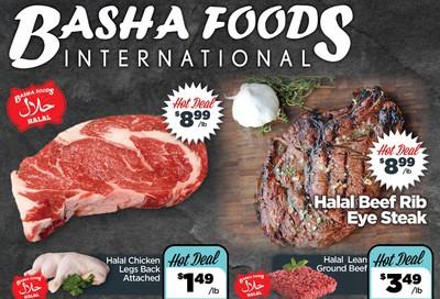 Basha Foods International Flyer February 4 to 10