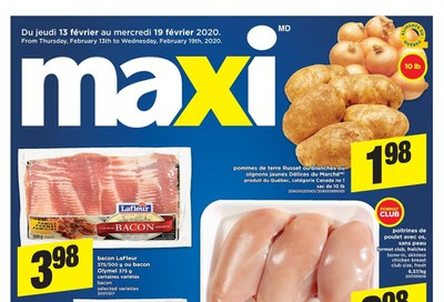 Maxi Flyer February 13 to 19