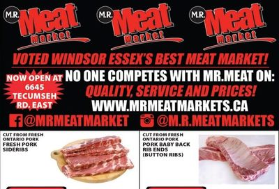 M.R. Meat Market Flyer February 27 to March 6