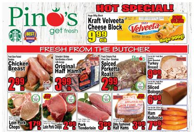 Pino's Flyer February 27 to March 5