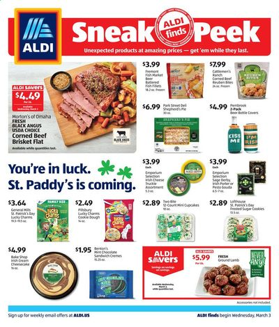 ALDI (GA) Weekly Ad Flyer March 3 to March 9