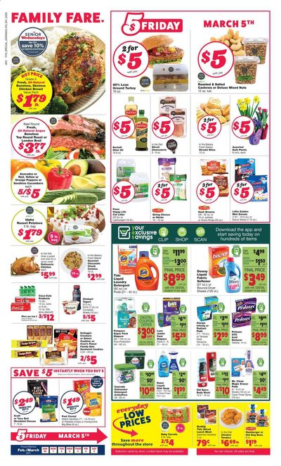 Family Fare Weekly Ad Flyer February 28 to March 6