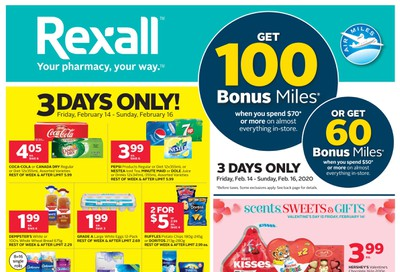 Rexall (ON) Flyer February 14 to 20