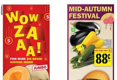 Food Basics (GTA, Kitchener and London Area) Flyer September 5 to 11