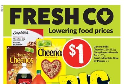 FreshCo (West) Flyer February 13 to 19