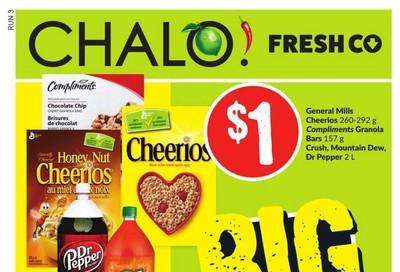 Chalo! FreshCo (West) Flyer February 13 to 19