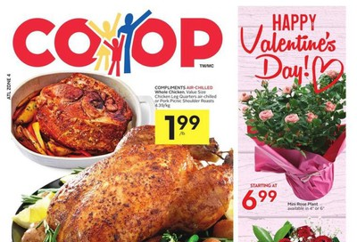 Foodland Co-op Flyer February 13 to 19