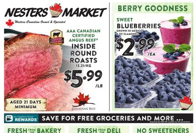 Nesters Market Flyer February 28 to March 6