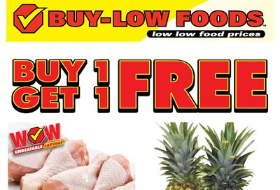Buy-Low Foods Flyer February 28 to March 6