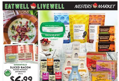 Nesters Market Eat Well Live Well Monthly Flyer February 21 to March 27