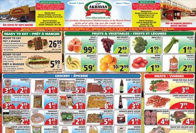 Akhavan Supermarche Flyer February 12 to 18