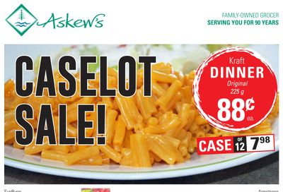 Askews Foods Flyer February 28 to March 6