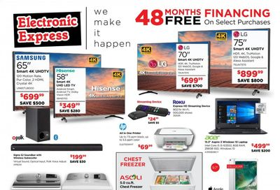 Electronic Express Weekly Ad Flyer February 28 to March 6