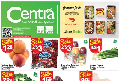 Centra Foods (Barrie) Flyer October 11 to 17
