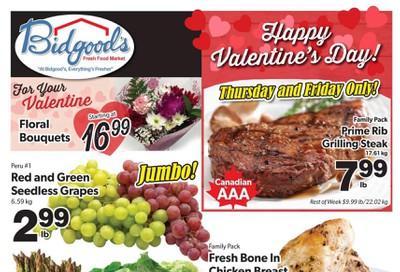 Bidgood's Flyer February 13 to 19
