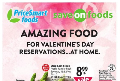 PriceSmart Foods Flyer February 13 to 19