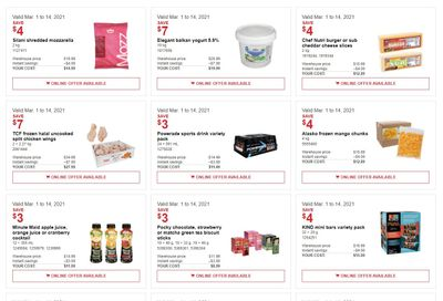 Costco Business Centre Instant Savings Flyer March 1 to 14