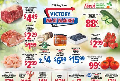 Victory Meat Market Flyer March 2 to 6